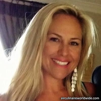 Chantal Faber South Florida Flight Attendant