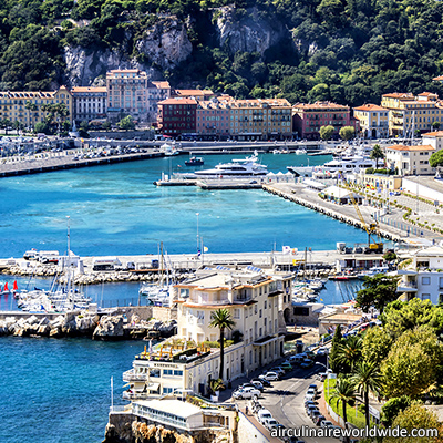 Cannes, France, In-Flight Catering and Travel Guide