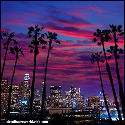 Catering in LA