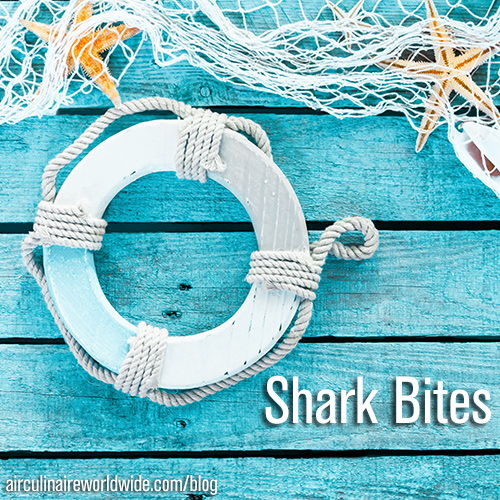 Shark Bites Recipe