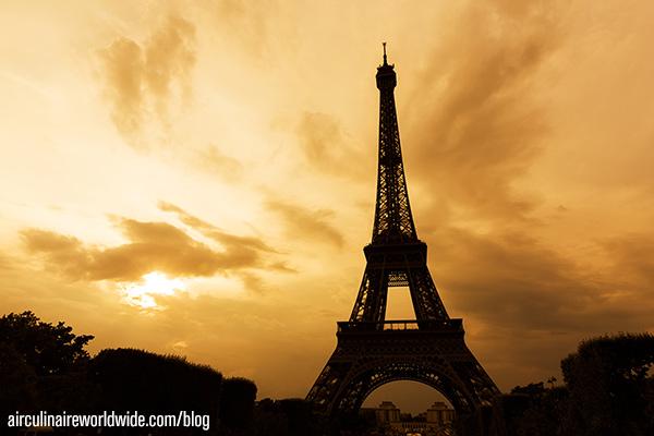 Paris En vol traiteur et conseils pour le voyage