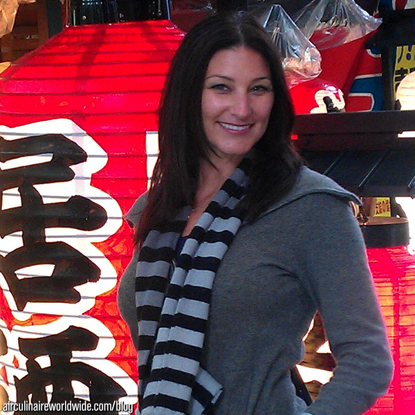 Shelli Stapp in Beijing