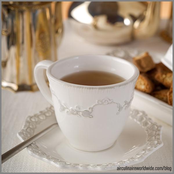 Tea Service Etiquette