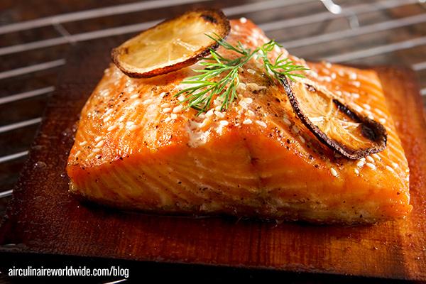 Recipe: Montreal Cedar Plank Salmon