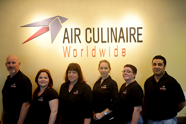 Air Culinaire Worldwide Network Team