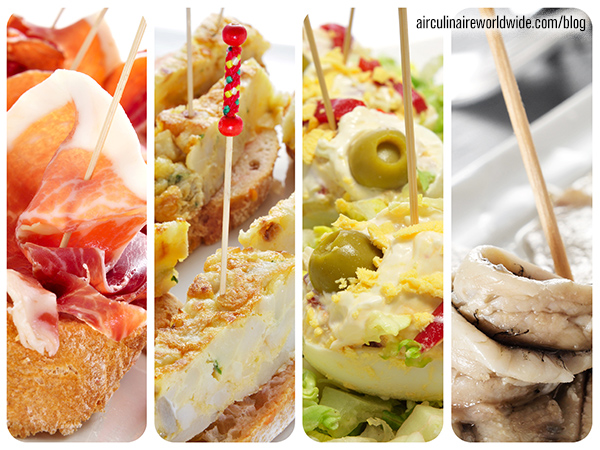 Recipe puerto rican pinchos air culinaire worldwide for Tapas originales para sorprender