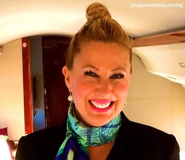 Aleca King - Corporate Flight Attendant in Los Angeles