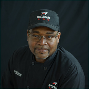 Executive Chef Keith Wallace - Air Culinaire Worldwide Tampa