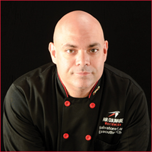 Salvatore Lano Executive Chef TEB