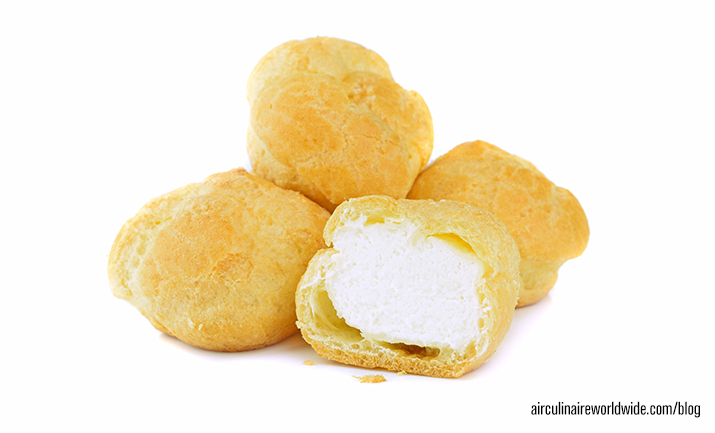 Recipe for National Cream Puff Day