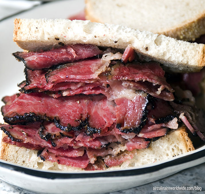 National Hot Pastrami Day