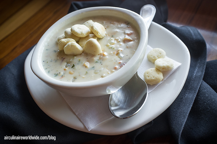 National New England Clam Chowder Day