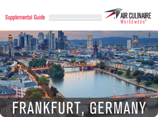 Frankfurt Supplemental Planning Guide