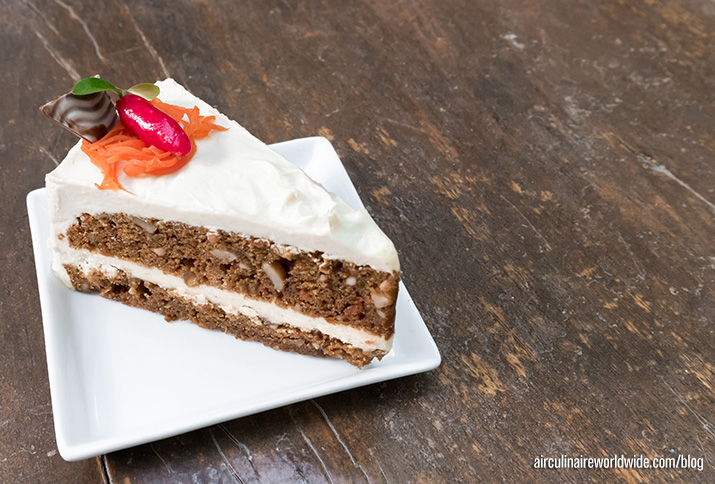 Recipe for National Carrot Cake Day