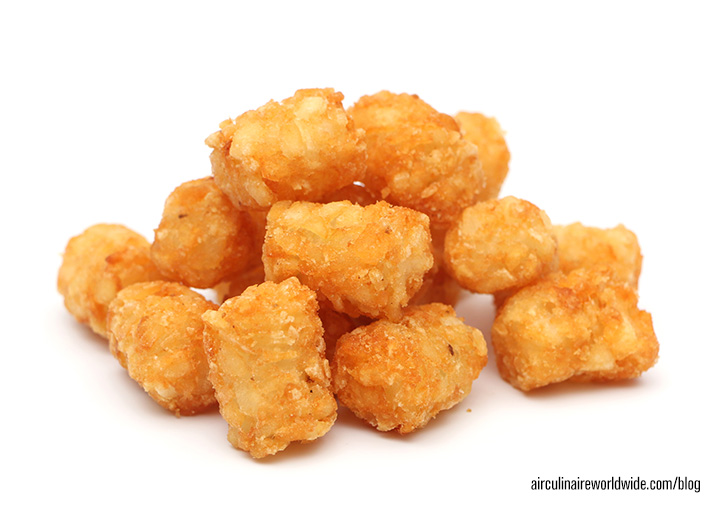 Gourmet Recipe for National Tater Tots Day