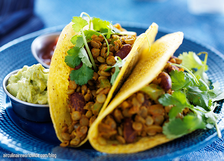 National Crunchy Taco Day Air Culinaire Worldwide