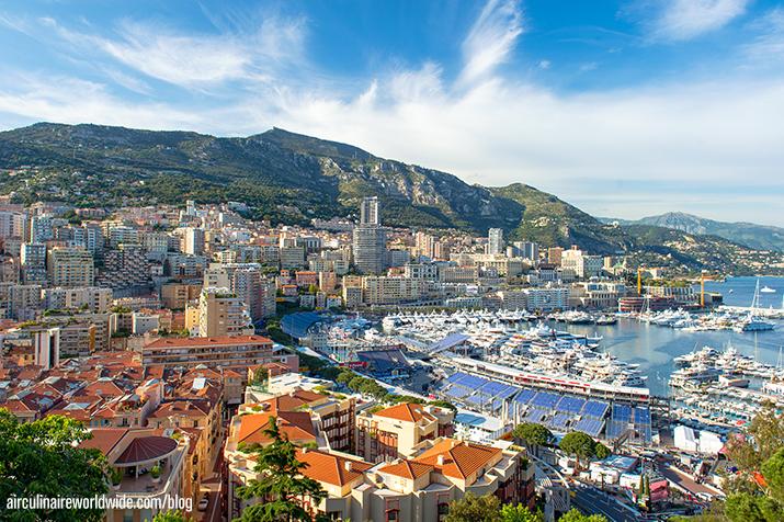 Monaco Inflight Catering
