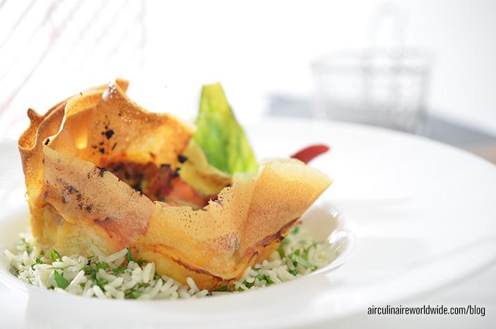 Air Culinaire Worldwide Paris - Lifestyle Menu Launch
