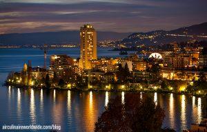 inflight catering Montreux Switzerland