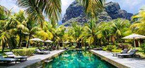 Mauritius inflight catering