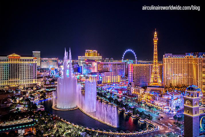 Air Culinaire Worldwide NBAA Las Vegas 2019
