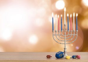 Hanukkah Jewish Holiday Incflight Catering