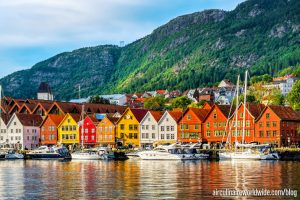 Bergen Norway Inflight Catering for Private Jets