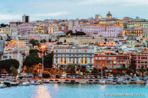 Cagliari Italy Inflight Catering for Private Jets