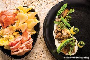 Air Culinaire Worldwide NY Lifestyle Menu