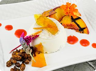 Chef Beylka's Chai Tea Cream