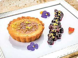 Chef Sal's Lemon Tart