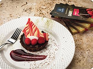 Leonidas Chocolate Tart