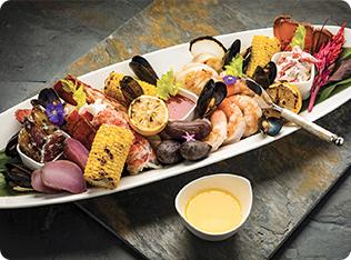 Northeast Seafood Boil