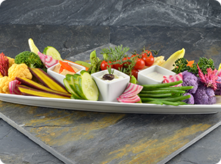 Farmhouse Crudites